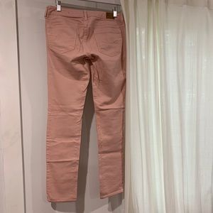 American Eagle Rose Pink Jeans